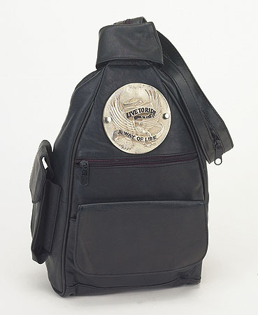 Back Pack With Logo