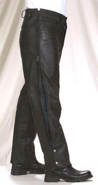 C1000<br>Chap pants with side zipper