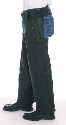 C3000<br>Chap Pants (Naked Leather)