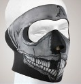 FM15<br>Skull Face mask with velcro strap on back
