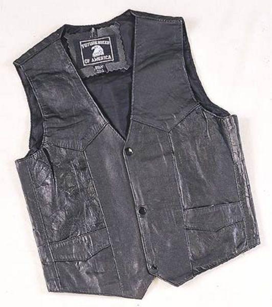 KD390<br>Regular kids vest plain
