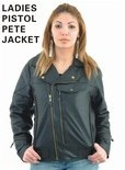DLJ7080<br>Ladies Pistol Pete Jacket