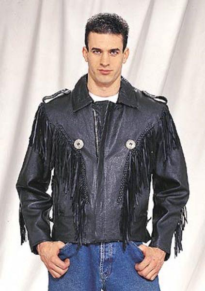 DMJ252<br>Mens BonJovi Jacket