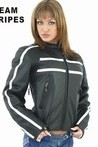 DLJ265<br>Ladies Soft Leather Jacket