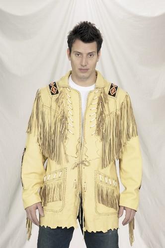 DMJ804<br>Mens Western Style Jacket