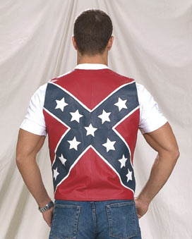 MV2700<br>Rebel Flag Vest