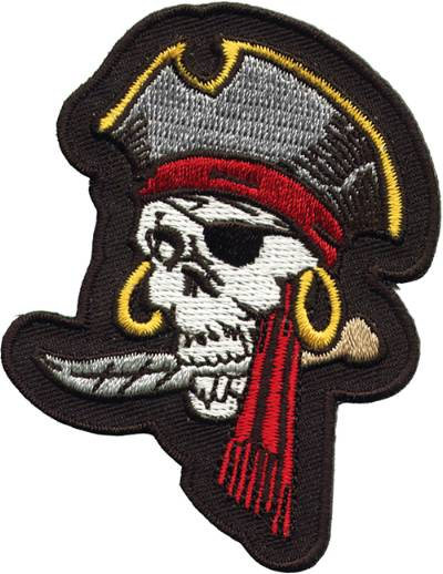 PAT-A-35<br>Back Patch