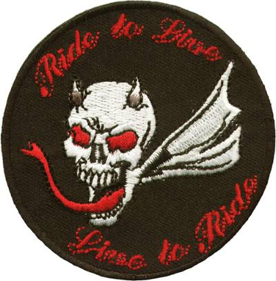PAT-D-312<br>Small Patch