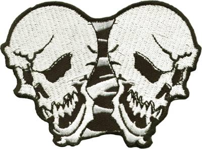 PAT-D-333<br>Small Patch