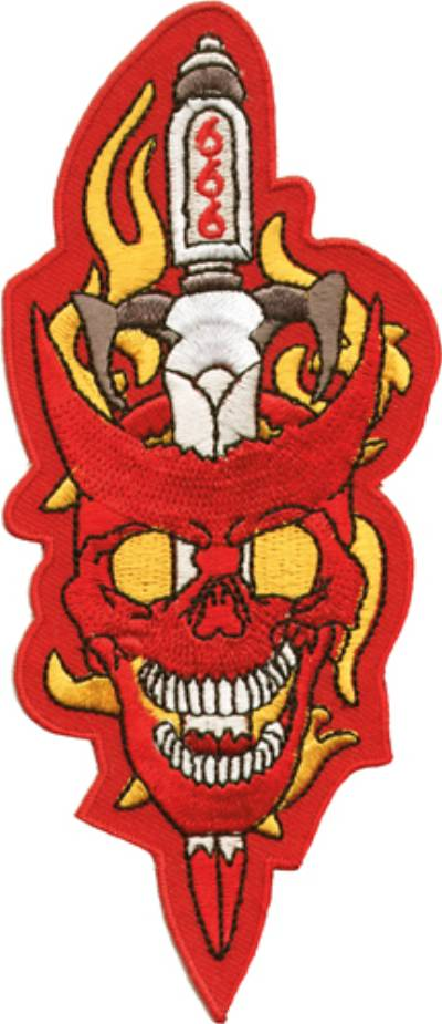 PAT-D-334<br>Small Patch