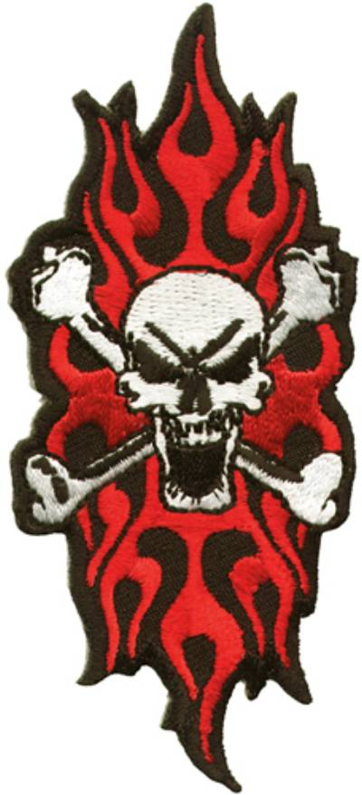PAT-D-337<br>Small Patch