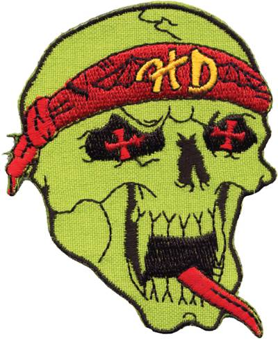PAT-D-341<br>Small Patch