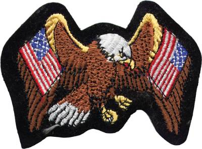 PAT-D-354<br>Small Patch