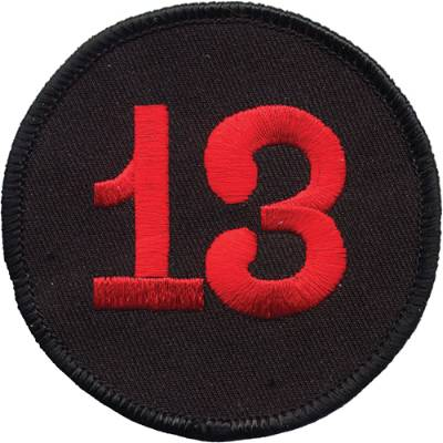 PAT-D-434<br>Small Patch