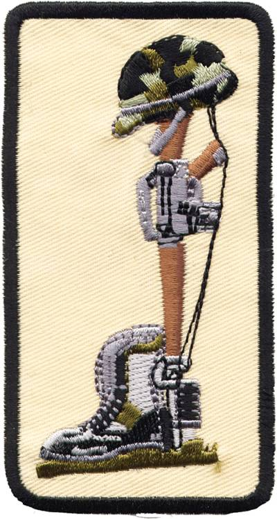 PAT-D-496<br>Small Patch