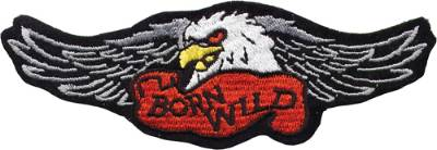 PAT-D-520<br>Small Patch