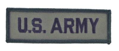 PAT-D-628<br>Small Patch