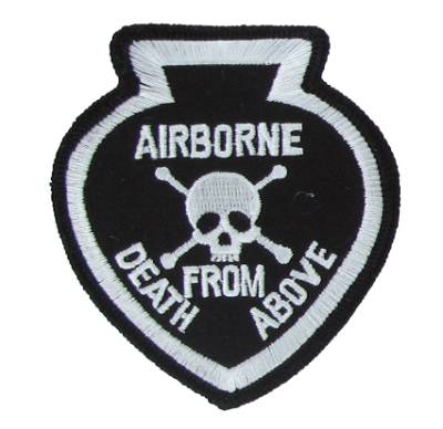 PAT-D-643<br>Small Patch