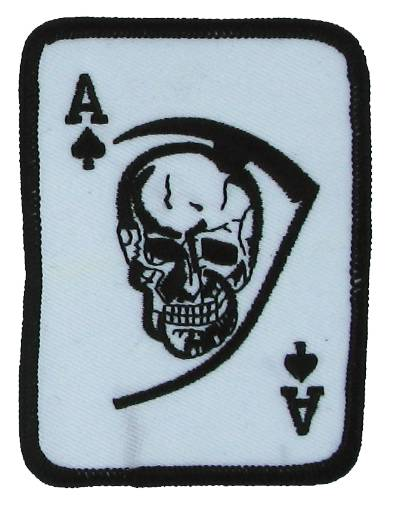 PAT-D-658<br>Small Patch