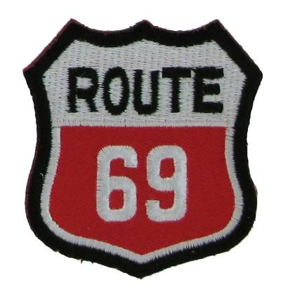 PAT-D-673<br>Small Patch