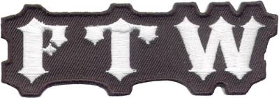 PAT-E-725<br> Small Patch