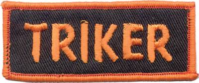 PAT-E-768<br> Small Patch