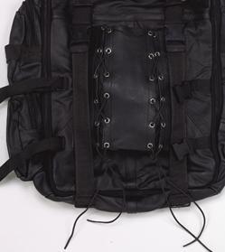 DSB1<br>Big sissy bar travel bag