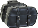 SD4079-PV<br>PVC SADDLEBAG