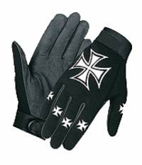 Mesh Textile Mechanic's Gloves
