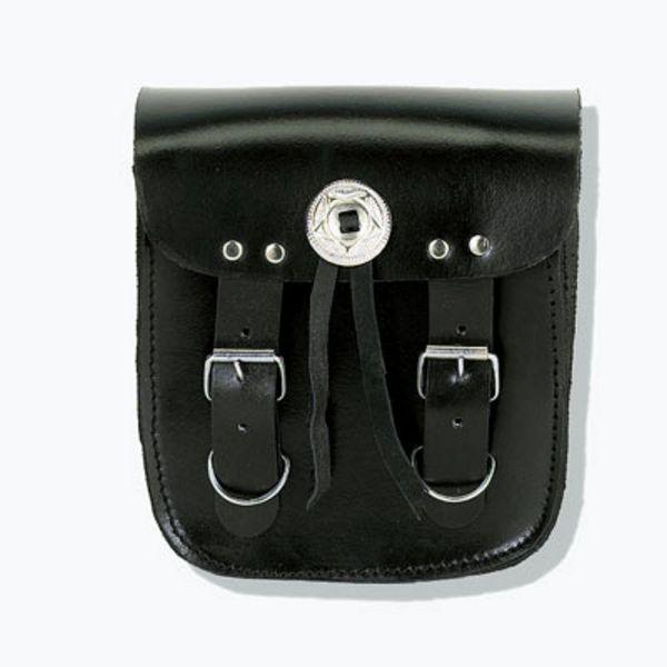 Sissy bag bag plain with concho