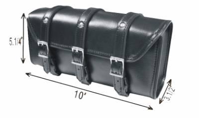 TB3009<br>PVC-Toolbag plain 3-straps
